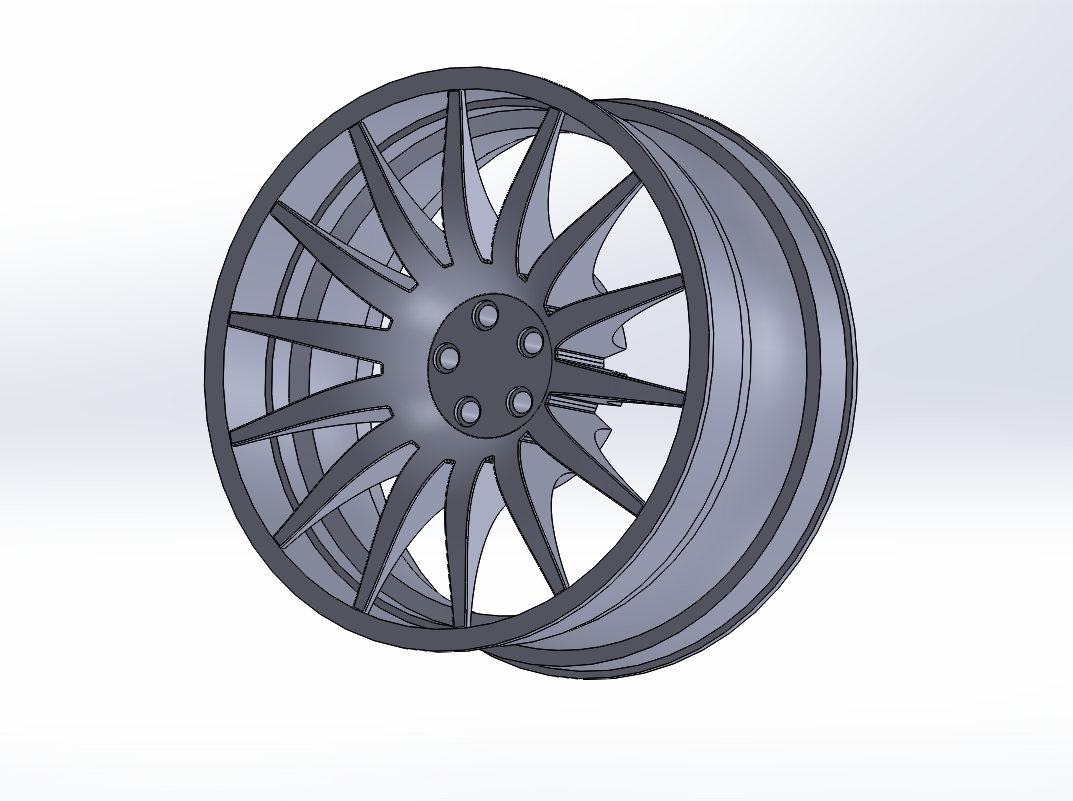 Solidworks Wheel