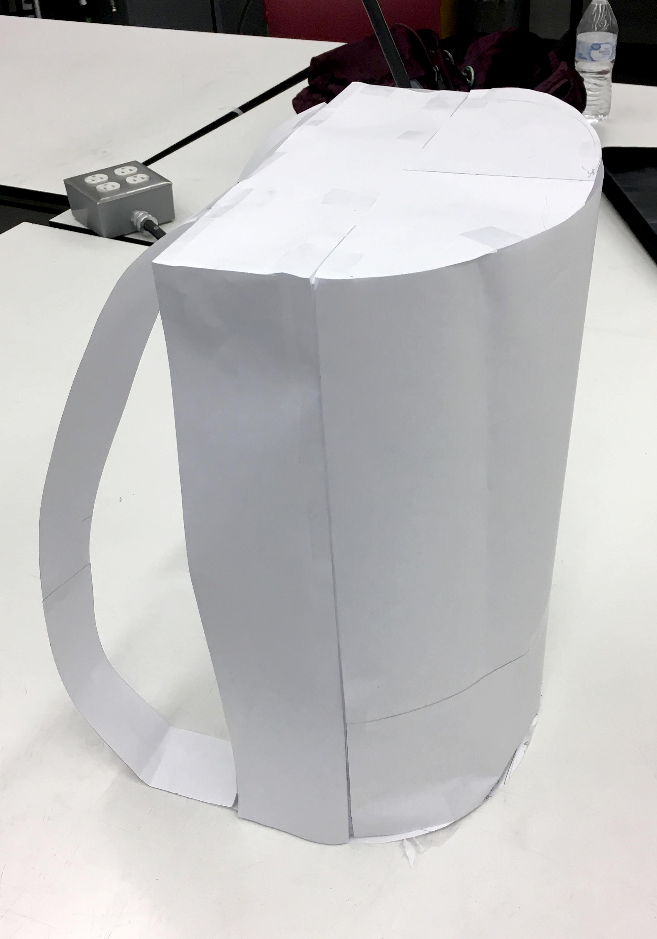 Prototype Backpack