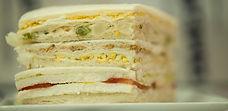 Sandwiches de miga argentinos