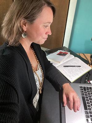 Carolyne Meehan_teaching digital Centre