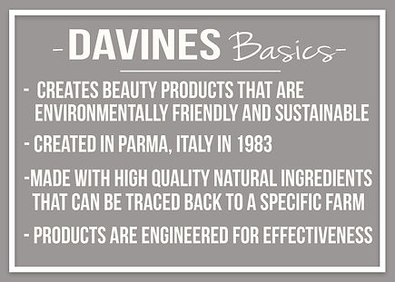 Davines Shampoo & Conditioner