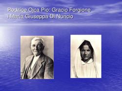 rodzice Ojca Pio