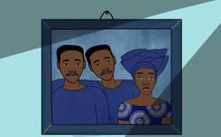 Bola Blue-Eyes. Illustration by Sarah Akinterinwa