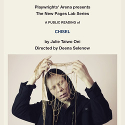 CHISEL Playwrights' Arena ad 2015