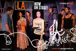 """ad for """"Two Live & Die in L.A."""""""