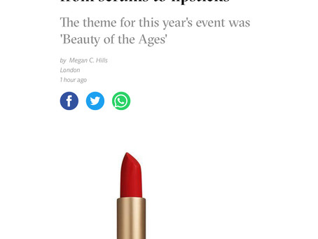 """The Attracta Beauty Awards Ceremony Winners featured in today's Insider """"Beauty of the Ages"""
