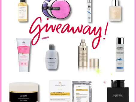 Enter to Win some Luxurious beauty love...