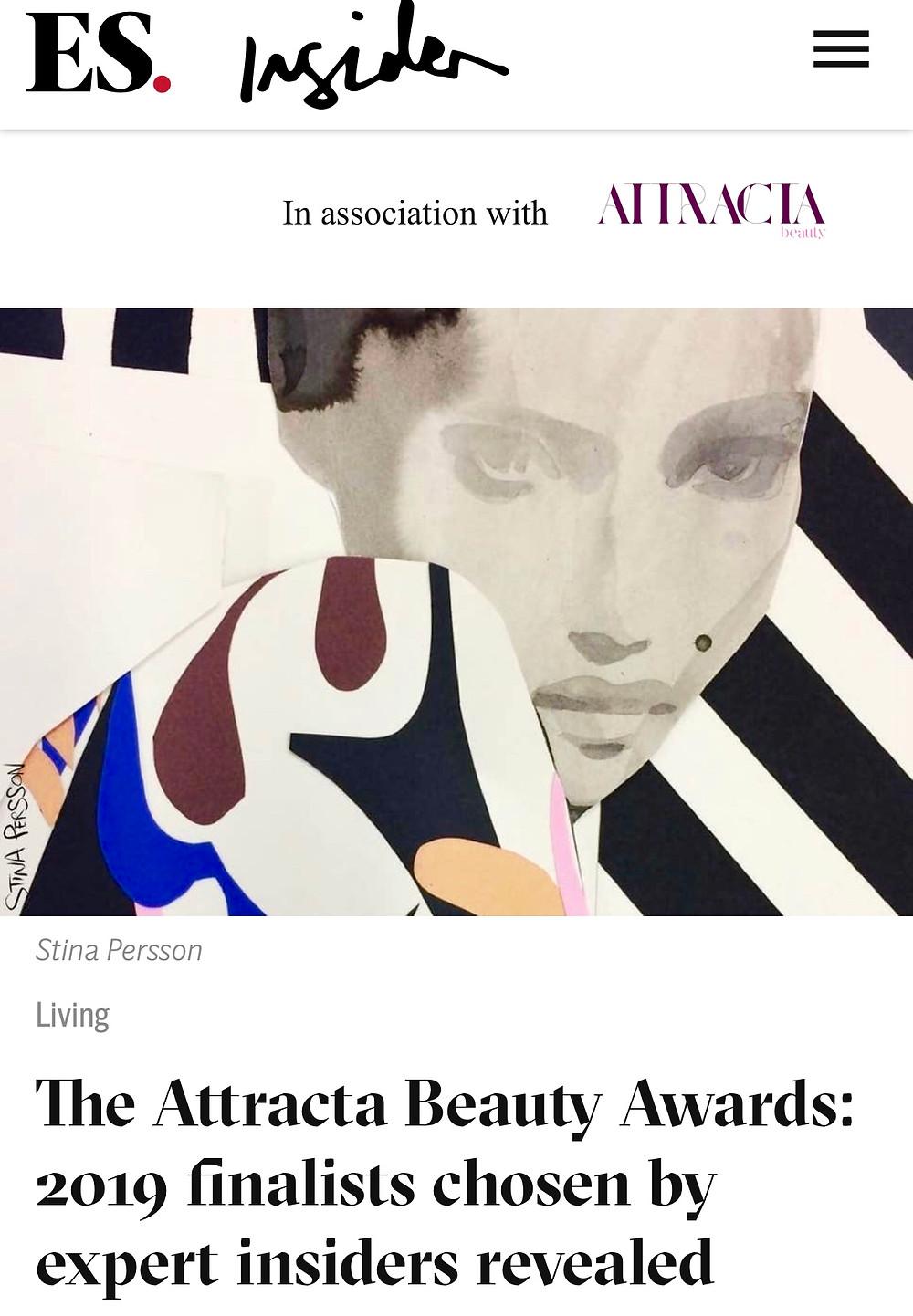 Attracta Beauty Awards 2019