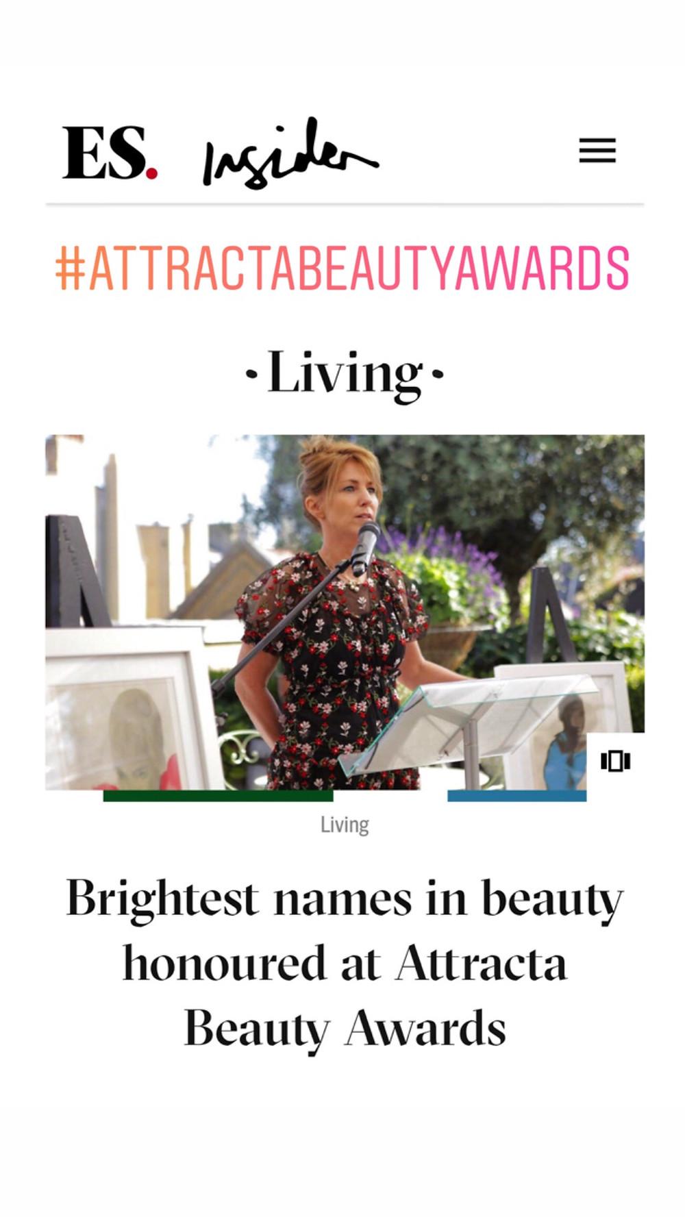 Attracta Beauty Awards