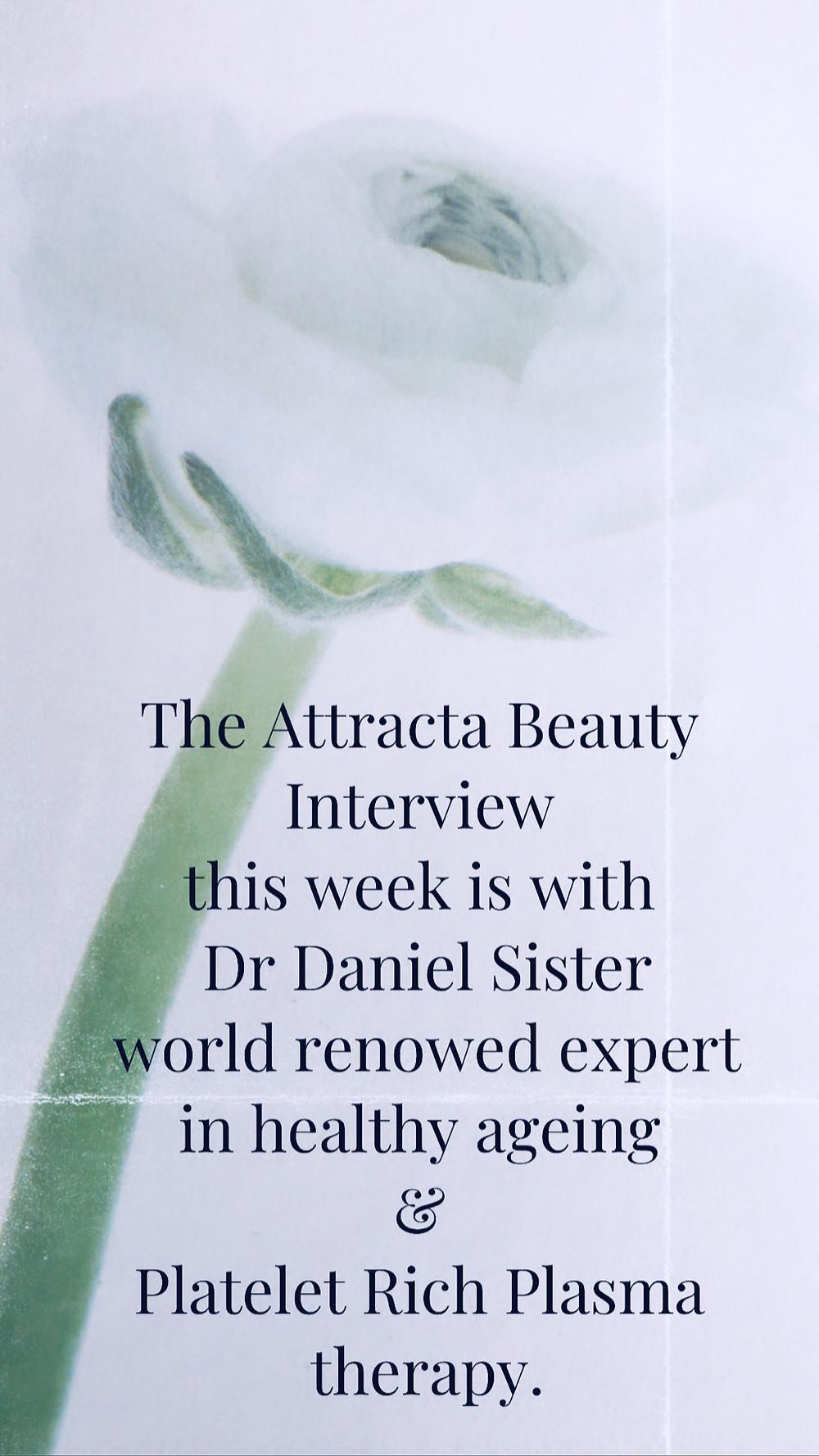 The Attracta Beauty Interviews - No.3