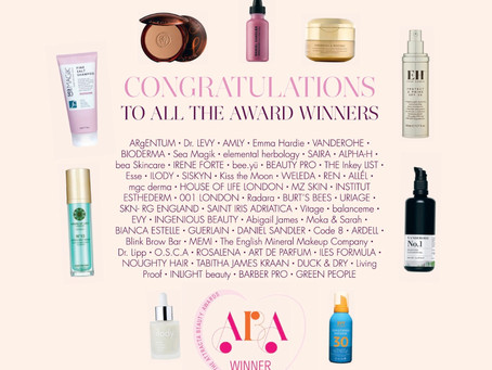 The Attracta Beauty Award Winners in ES Magazine today