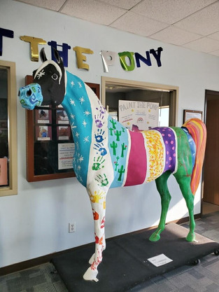"The Success of ""Paint the Pony"""