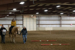 Paint the Pony with AHA and the Colorado Therapeutic Riding Center