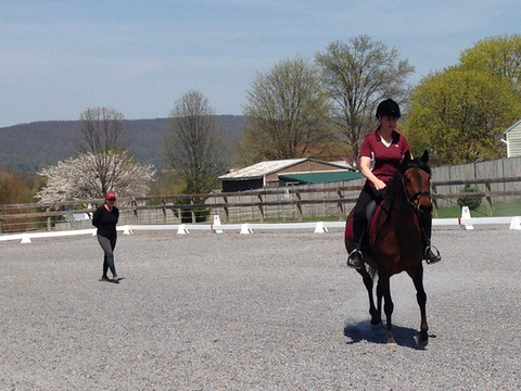 Finding a Riding Instructor