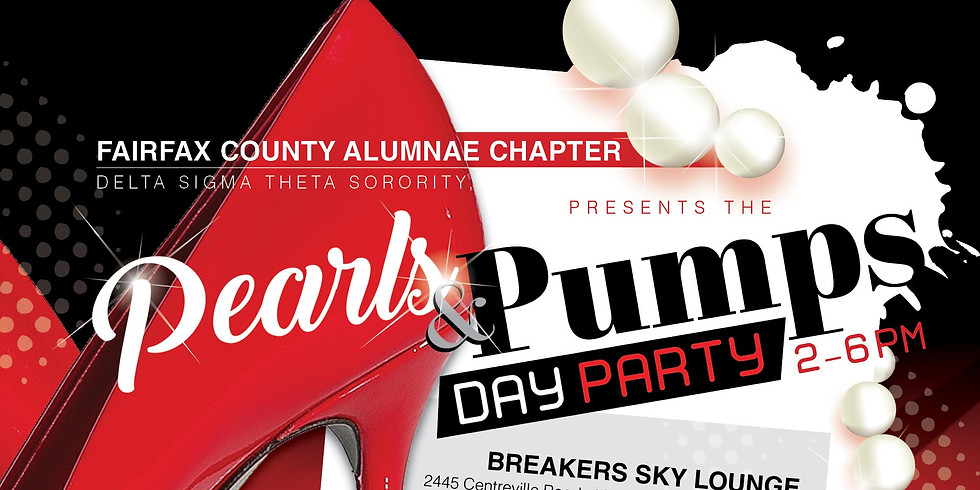 Pearls & Pumps Day Party