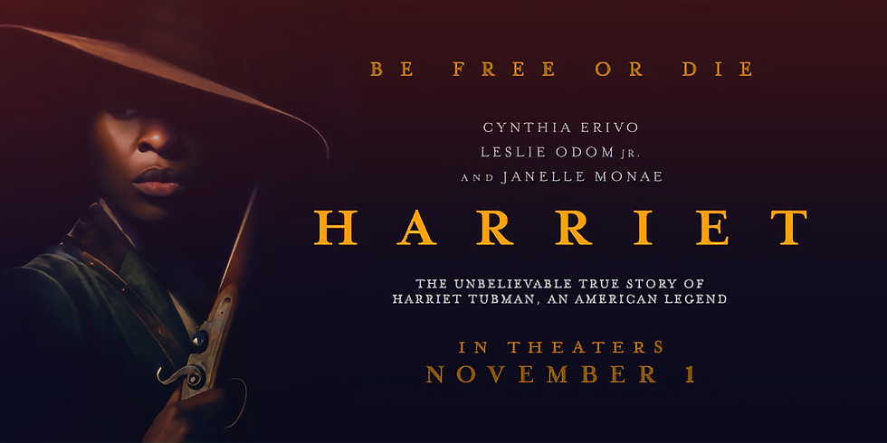 Red Carpet Showing of Harriet