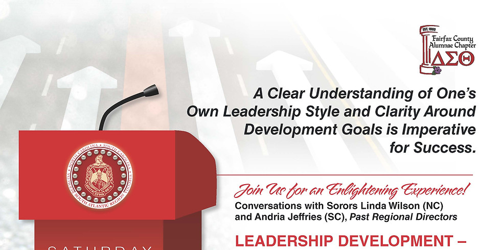 Leadership Development  Forum - Challenges Leaders Face Today