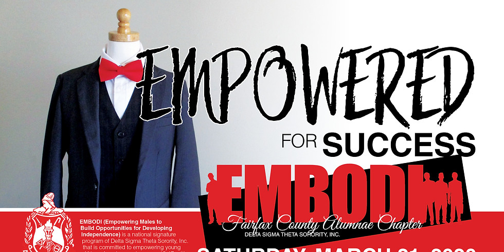 EMBODI Empowered for Success