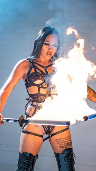 Marci (Fire Breather)