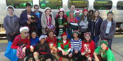 Lisle Santa Train