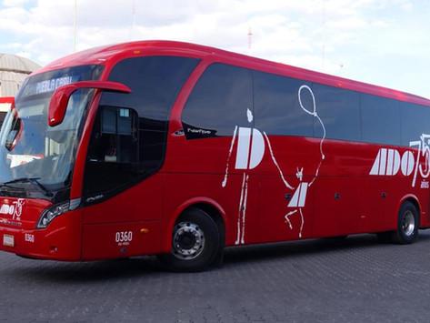 Mexican Bus Ride