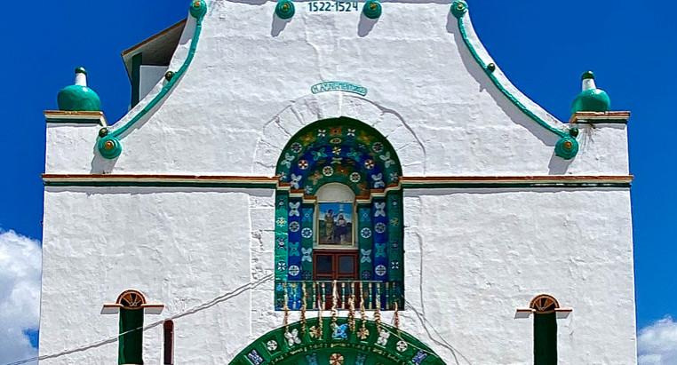 """Going to """"Church"""" in San Juan Chamula, Chiapas"""