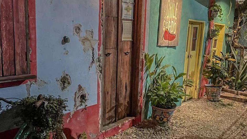 Hidden Gourmet In Yucatan