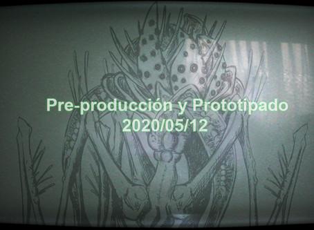 [En Español]Pre-producción y Prototipado