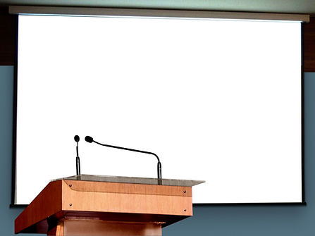 Seminar Podium with Blank Screen.jpg