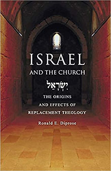 israel and the church diprose.jpg
