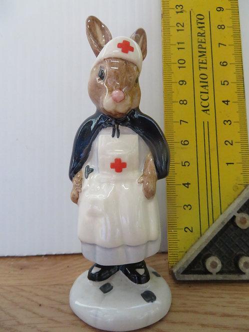 (Pre-owned) Nurse Bunnykins
