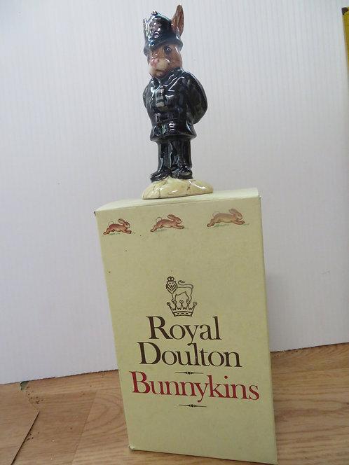 (Pre-owned) Policeman Bunnykins