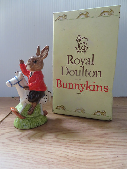 (Pre-owned) William Bunnykins