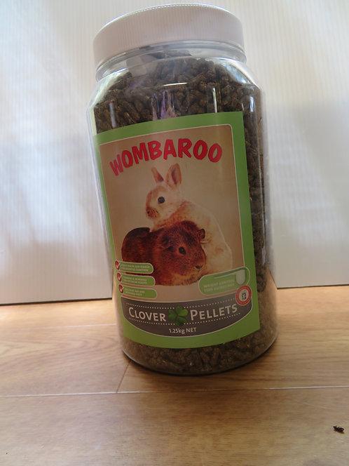 Woombaroo Clover Pellets