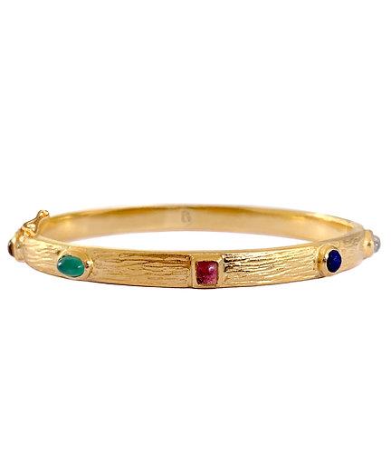 Bracelet 5 éléments Winter - brillant - I DOROTHÉE SAUSSET