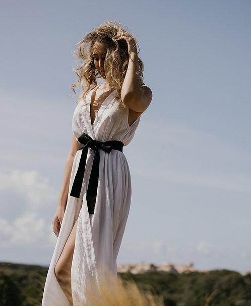 Robe LEA - blanc -  I MARLO