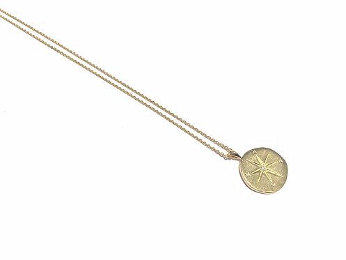 Collier médaille hop Néo I Hanka-ïn
