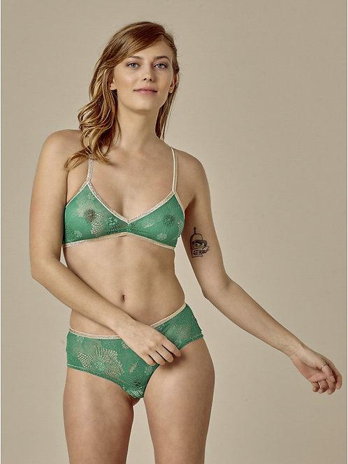 Brassière Georgia Green Lace