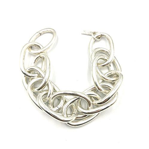Monceau - Bracelet - silver