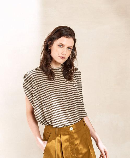 Top ENNA - beige/marron - I MOMONI