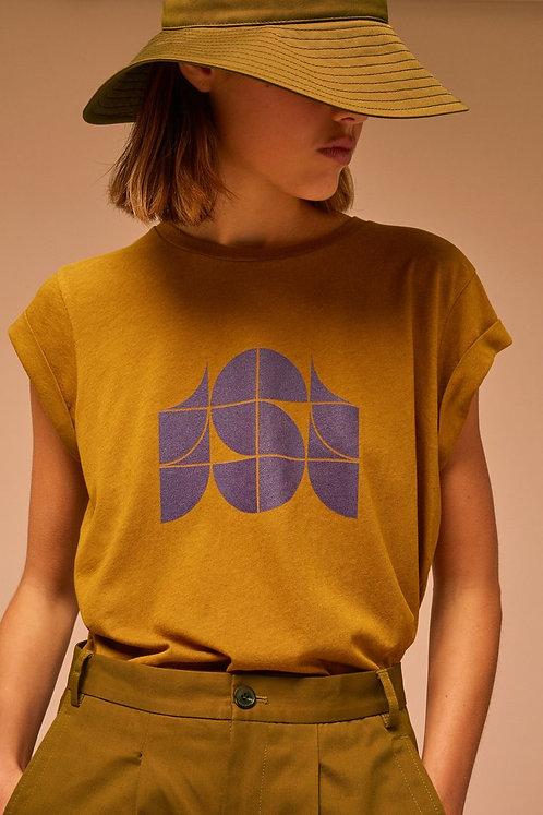 T-Shirt VALENTIN - bronze - I SOEUR