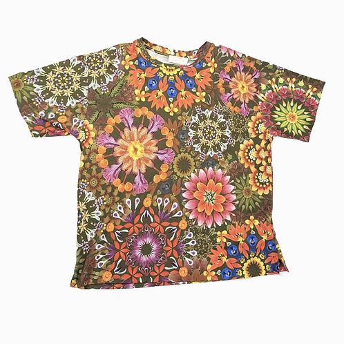 T-shirt TERAMO - floral - I MOMONI