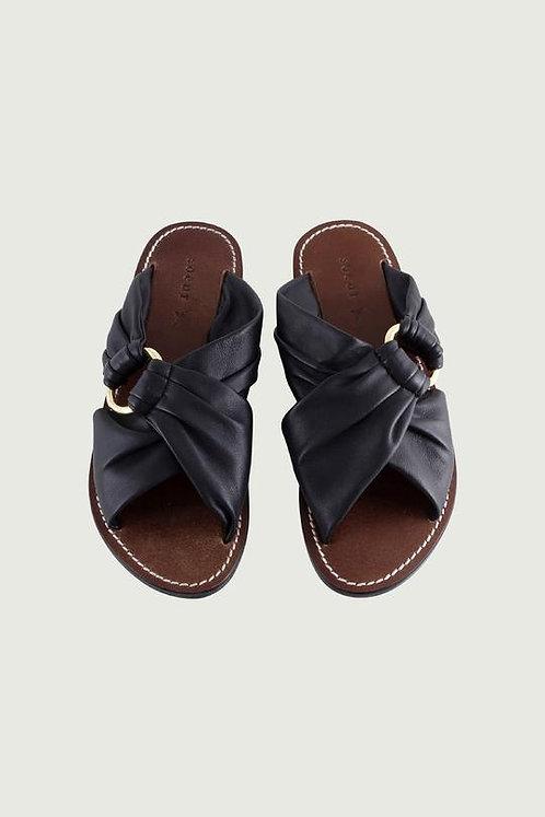 Sandales MISTRAL - noir - I SOEUR