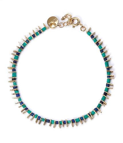 Bracelet SOUTH BOY - turquoise - I 5 Octobre