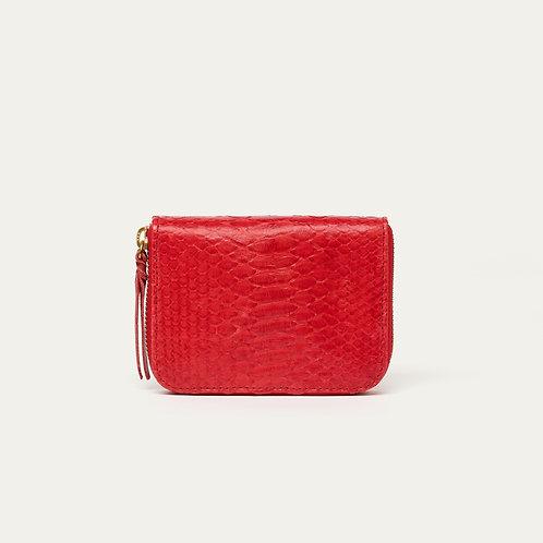 Portefeuille MINI BOB - rouge - I CLARIS VIROT