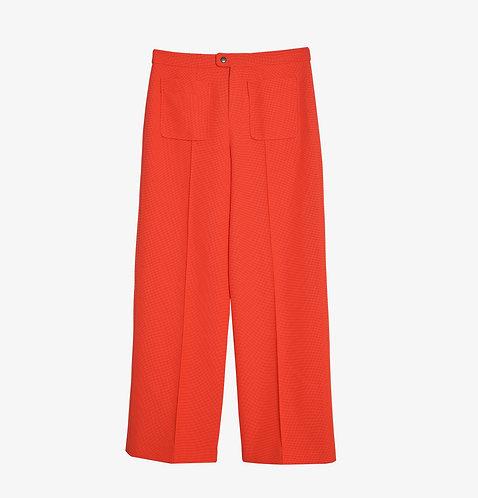 Pantalon Harry Vermillon