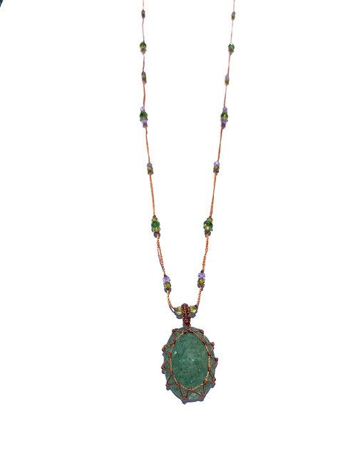 Tibetan Quartz Vert