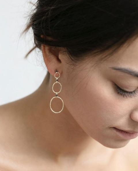 Boucles d'oreilles I 5 Octobre