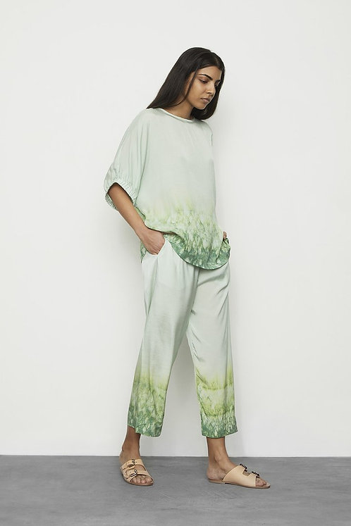 Pantalon HOLLY - vert - I RABENS SALONER
