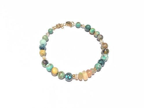 Bracelet perles I 5 Octobre